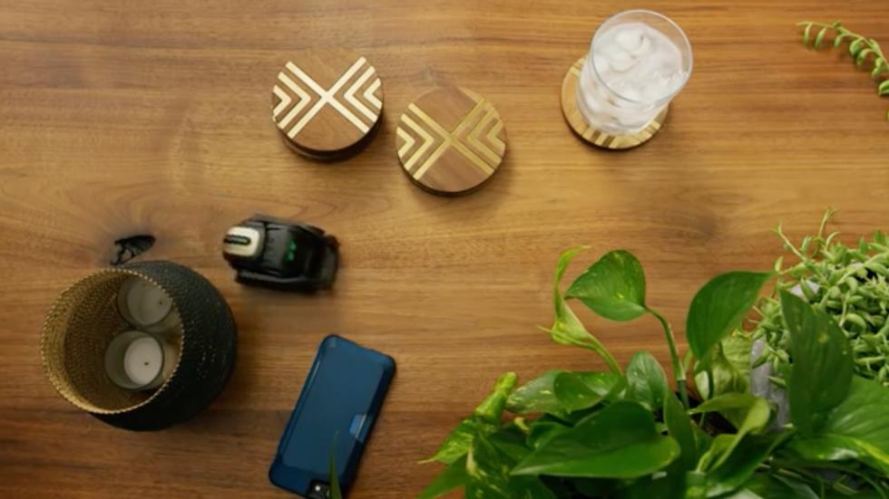 Vector Launch Video for Kickstarter
