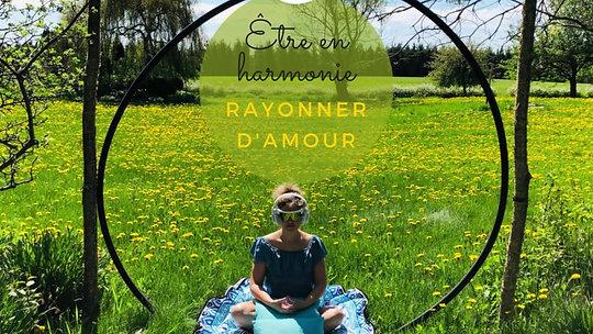 Être en harmonie