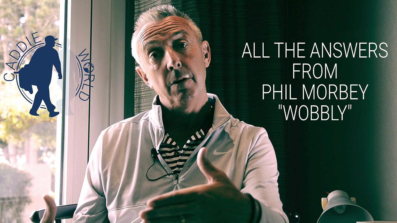 Phil Morbey Caddie World