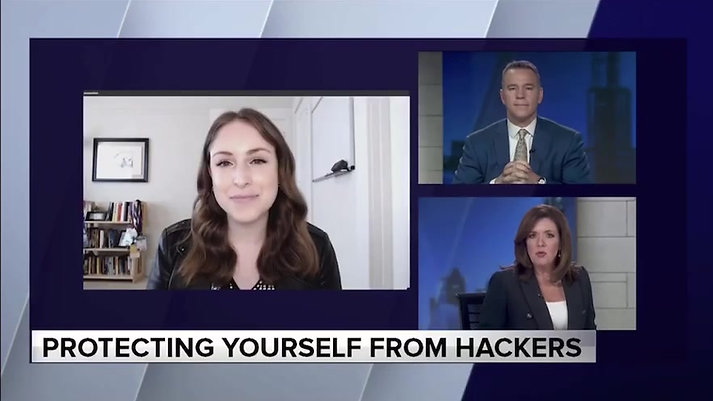 Hacking Demo Live on Chicago's WGN Morning News