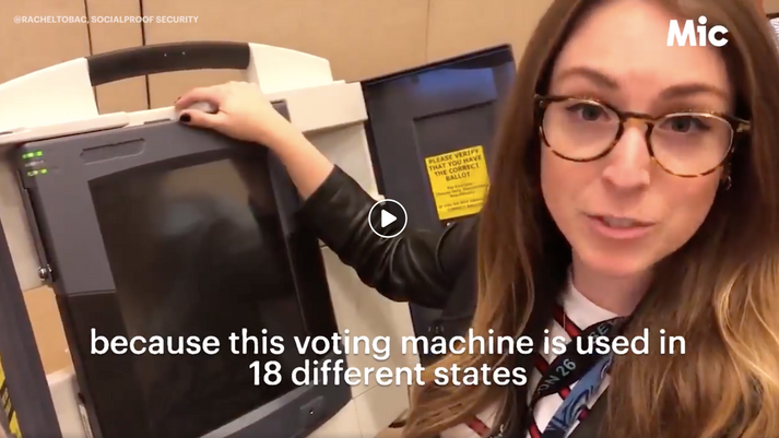 Exposed: This is how easy it is to hack the midterm elections