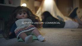 GARNIER X UNICEF // COMMERCIAL