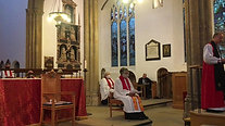 Institution and Induction of Fr Nigel