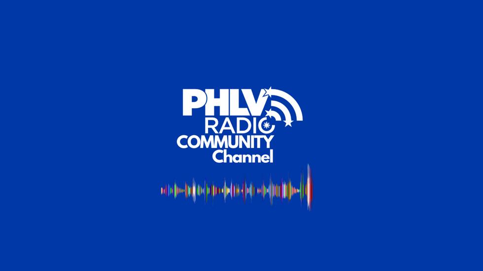 PHLV RADIO Community Event Channel