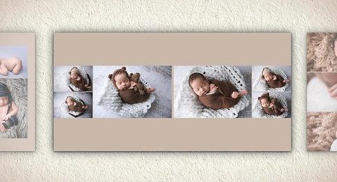 Newborn Family Album