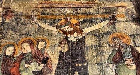 Restauración del Calvario de la Ermita de San Zoilo
