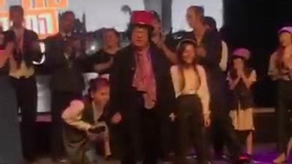 אוליבר טוויסט המחזמר חנוכה 2018