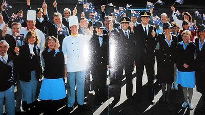 Australian Airlines (TN) 1986 - 1992.