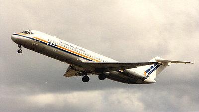 TAA 1981 - 1986.