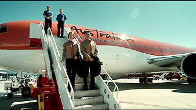 Australian Airlines (QF) 2004.