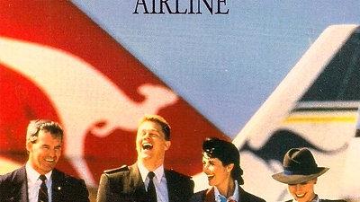 "Qantas ""The Australian Airline"" 1993 - 1994."
