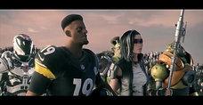 Verizon Super Bowl Commercial 2021 Samuel L  Jackson, Motion capture provided by Mobile motion mocap