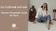 Im Kleiderschrank mit mir: Wie findest du passende Jeans und wie kombinierst du sie?