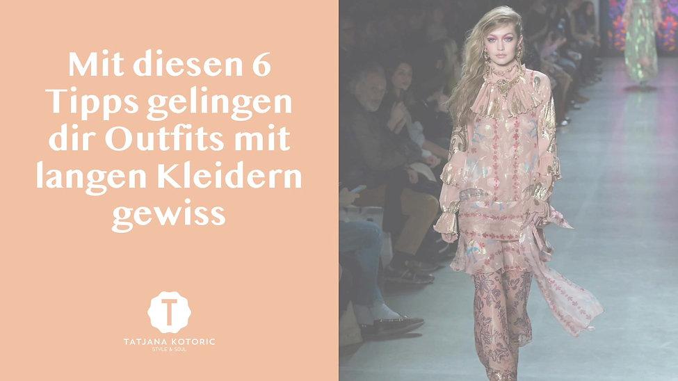 1. Fashion Updates Monat Mai 21