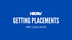 Getting Placements with J.Que Smith (December 2020)