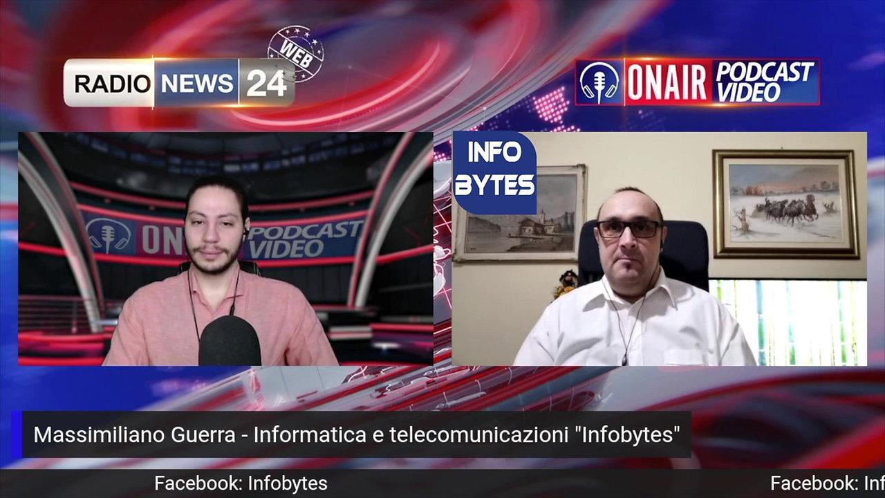 Infobytes è su radionews24