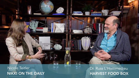 Spur of the Moment Video Series with Harvest Food Box