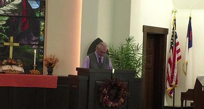 Covington COB Morning Worship