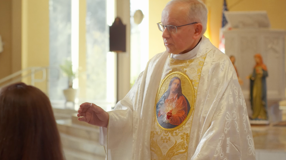 Msgr.'s Message