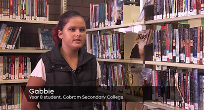 Cobram Secondary College Literacy Program