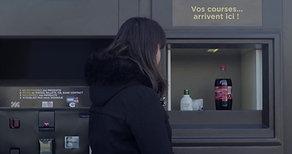 Nouveau en France _ les magasins automatiques XIMITI