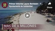 Primer Informe Laura Beristain - Turismo