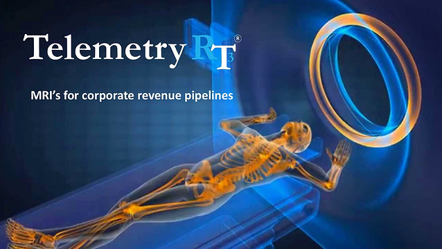 Introduction to Telemetry RT3: MRI's for Corporate Revenue Pipelines