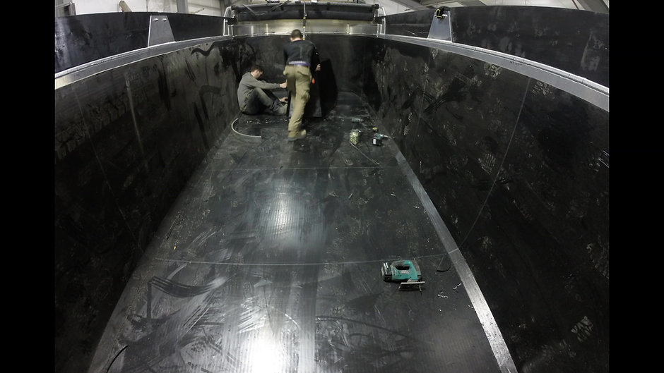 DuraPro Liner Install Time Lapse