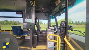 Transit Bus Barrier