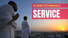 What pilgrims say about our service - Part 2