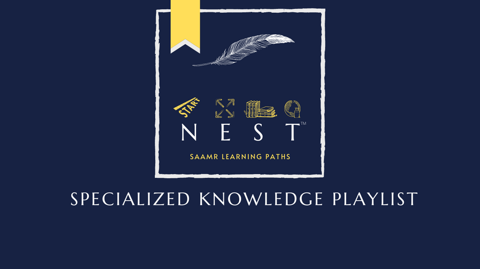 Specialized Knowledge - L3