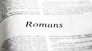 Romans Chapter 1:1-7 - Sunday, Oct. 3, 2021