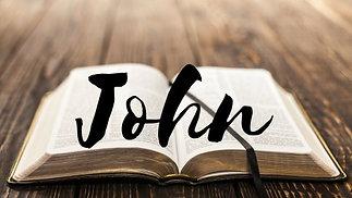 John Chapter 20:19-Sunday, July 25, 2021