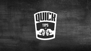QUICK TIPS PT