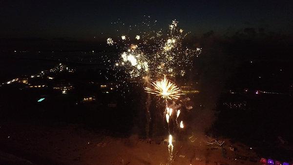 Fireworks 4th 2020