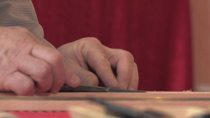 Katana - L'Atelier du Sabre Japonais par Anaïs Devarenne