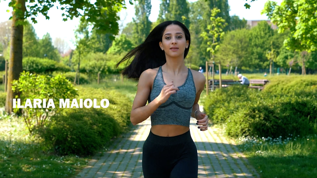 Ilaria Maiolo - Fitness training