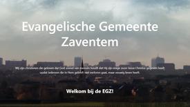 Evangelische Gemeente Zaventem VRT Eredienst - 22 Feb 2015