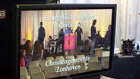Christengemeente Zonhoven VRT Eredienst - 11 Okt 2015