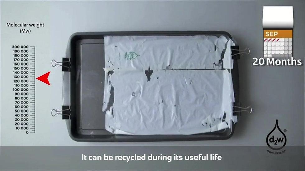 Plastic bag degrading - English subtitles [HD 720p]