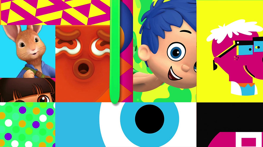 10 Nickelodeon