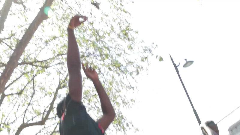 La balle au bond - Jemmapes