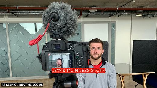 Lewis Mcinnes Story