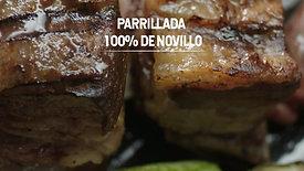 SPOT VERANO PARRILLADA 100% DE NOVILLO
