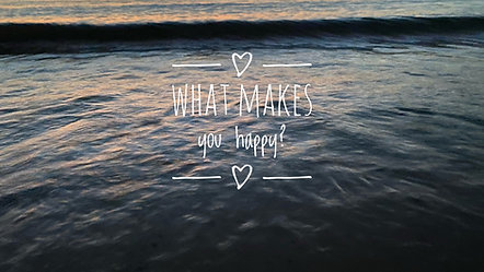 beach_what makes you happy