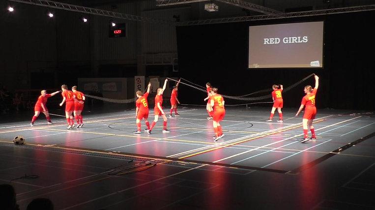 RED GIRLS Demo  2019