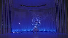 Bellydance with LED wings