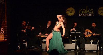 Mariana Live Madrid