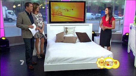 Morning Show interview Jane Langof