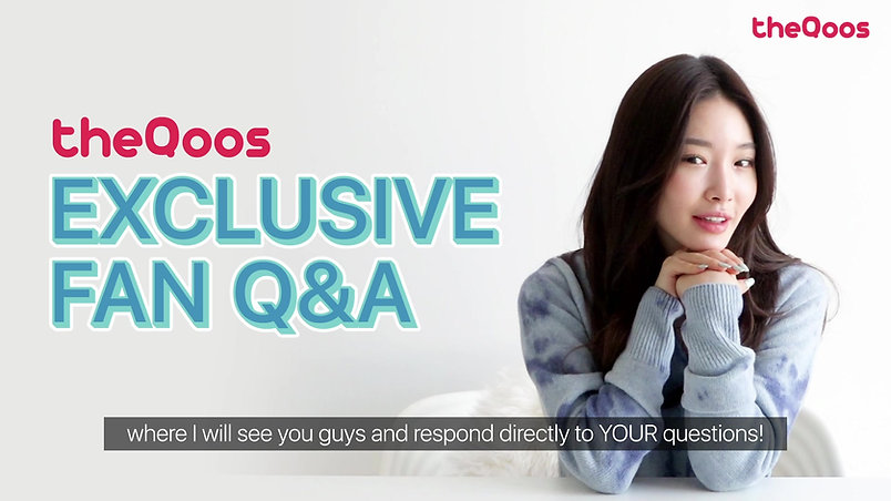 Chungha Fan Q&A